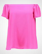 New Look Curves BUBBLE BARDOT Bluser dark pink