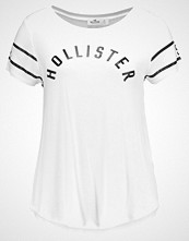 Hollister Co. PRINT CORE LOGO Tshirts med print white