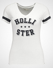 Hollister Co. Tshirts med print white
