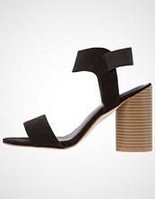 New Look Wide Fit WIDE FIT POLLY Sandaler med høye hæler black