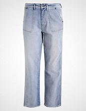 Denham BONNIE Straight leg jeans stone blue denim