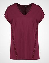Opus SIGRID Tshirts med print red wine