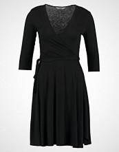 Dorothy Perkins Petite WRAP Jerseykjole black