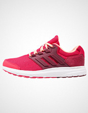 Adidas Performance GALAXY 4  Nøytrale løpesko energy pink/collegiate burgundy/sun glow