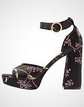 Miss Selfridge CRUSH Sandaler med høye hæler black