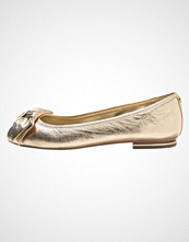 Michael Kors WILLA BALLET Ballerina pale gold