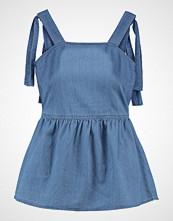 Miss Selfridge Bluser blue
