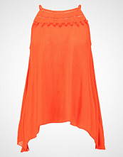 Dorothy Perkins POMPOM HANKY Topper orange