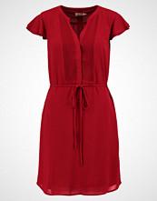 Molly Bracken Kjole dark red