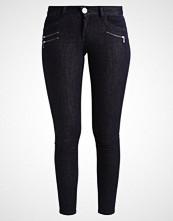 Mos Mosh BERLIN ZIP PUSH UP Slim fit jeans dark blue denim
