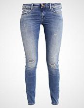 Lee SCARLETT SELVAGE Jeans Skinny Fit eastside repair