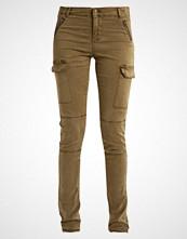 Vero Moda VMSEVEN  Jeans Skinny Fit dark olive