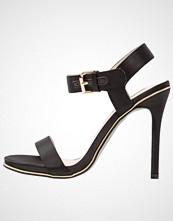 Steve Madden FEELINGS Sandaler med høye hæler black
