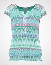 comma casual identity Tshirts med print blue green