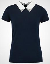 NAF NAF MARJORA Tshirts med print bleu marine chi