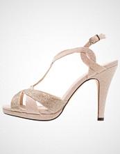 Menbur DURCAL Sandaler med høye hæler stone