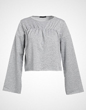 Missguided GATHERED FLARE SLEEVE  Genser grey