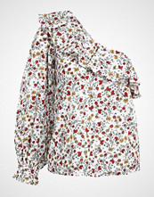 New Look REMI FLORAL DOBBY Bluser white