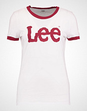Lee RINGER LOGO  Tshirts med print biking red