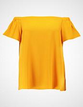 New Look Curves BUBBLE BARDOT Bluser dark yellow