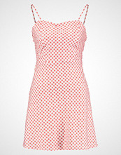 Fashion Union JOYCE GINGHAM Sommerkjole red check