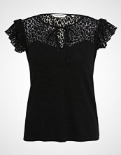 NAF NAF OPEAU Tshirts med print noir