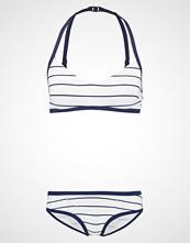 TWINTIP Bikini white/dark blue