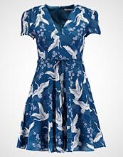 Glamorous Petite PRINTED SUN  Sommerkjole navy heron