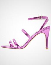 Faith DISCO Sandaler med høye hæler pink