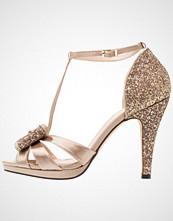 Menbur DEIFONTES Sandaler med høye hæler stone