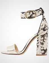 Anna Field Sandaler med høye hæler gold