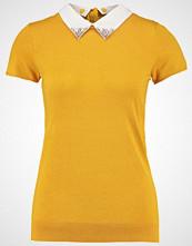 NAF NAF MARJORA Tshirts med print moutarde