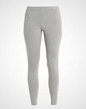 Nike Sportswear CLUB FUTURA Leggings dark grey heather/white