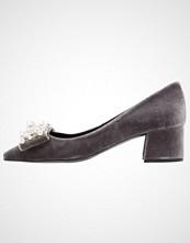 Helia Klassiske pumps dark grey