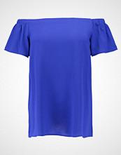 New Look Curves BUBBLE BARDOT Bluser blue