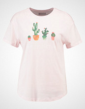 Even&Odd Tshirts med print rose