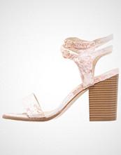 New Look Wide Fit WIDE FIT PATTER 2 Sandaler med høye hæler pink