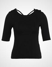 Even&Odd Tshirts med print black