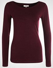 Zalando Essentials Topper langermet bordeaux