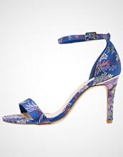 New Look Wide Fit SENSIBLE 5 Sandaler med høye hæler blue