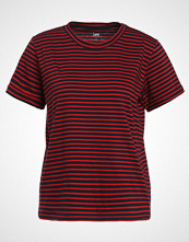 Lee STRIPED Tshirts med print red runner