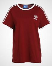 Adidas Originals 3STRIPES  Tshirts med print bordeaux