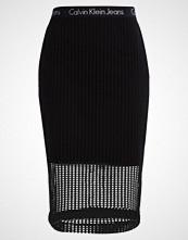 Calvin Klein KALLIE Blyantskjørt black