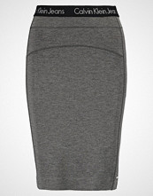 Calvin Klein KIRI  Blyantskjørt mid grey heat