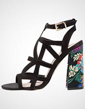 Miss Selfridge COBRA Sandaler med høye hæler black