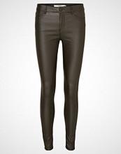 Vero Moda VMSEVEN Jeans Skinny Fit grau / peat