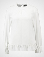 Dorothy Perkins GATHERED NECK AND CUFF  Bluser ivory