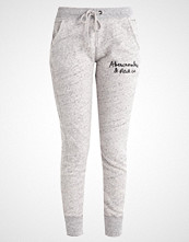 Abercrombie & Fitch CORE BANDED Treningsbukser grey