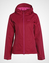 Jack Wolfskin CHILLY MORNING Turjakke dark ruby