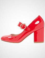Anna Field Klassiske pumps red